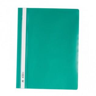 Купить Скоросшиватель А4 пластик.  зеленый BM.3311-04 по низким ценам