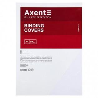 Купить Обложка для биндера А4, 230мкм (50шт/уп) картон, белая под кожу 2730-21-a по низким ценам