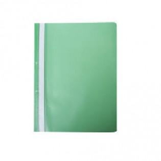 Купить Скоросшиватель А4 пластик.  с  перфорацией зеленый BM.3314-04 по низким ценам