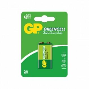 Купить Батарейка 6F22KG GP солевая крона 9.0V по низким ценам