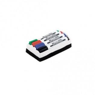 Купить Набор маркеров для досок (4шт) с губкой BM.8800-84 по низким ценам