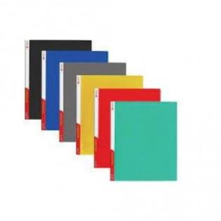 Купить Папка-бокс А4/36 пластик. на липучке, MIX 4-242 по низким ценам
