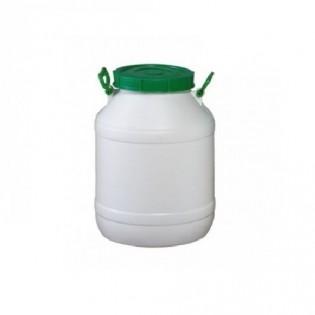 Купить Бочка пищевая (50л/d360мм) пластик по низким ценам