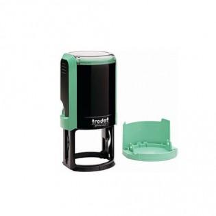 Купить Оснастка для круглой печати (42мм) зеленая TR4642 по низким ценам