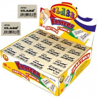 Купить Ластик белый 4975/80 CLASS по низким ценам