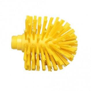Купить Щетка-ерш 120мм для рукоятки,полиэстер желтая 47153-4  по низким ценам
