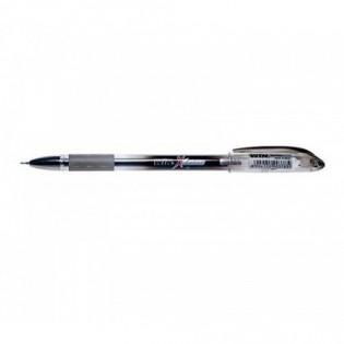 Купить Ручка гелевая (0,6) черная с гриппом X-TEN  WIN по низким ценам