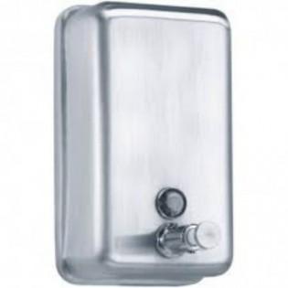 Купить Дозатор жидкого мыла, пластик, белый, 1л,/3430 по низким ценам