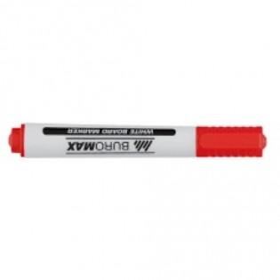 Купить Маркер для досок круглый (2-4 мм) красный BM.8800-05 по низким ценам