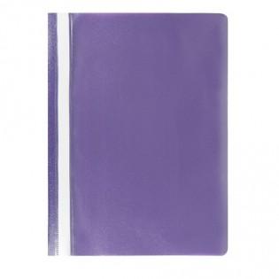 Купить Скоросшиватель А4 пластик.  фиолетовый BM.3313-07 по низким ценам