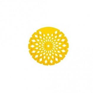 Купить Освежитель-решетка для писсуаров, силиконовая, парфюмированная цитрус /3601 по низким ценам