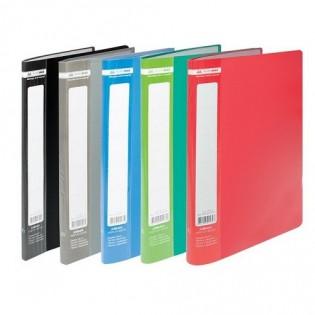 Купить Папка пласт. А4/20 с файлами MIX BM.3605-99 по низким ценам