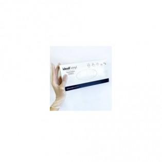Купить Перчатки виниловые  опудр. XL (100 шт) прозрачная  по низким ценам