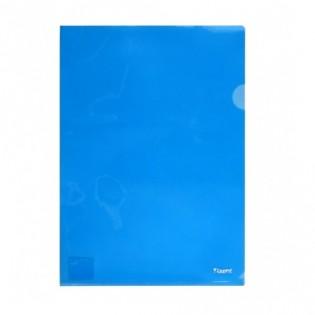 Купить Папка-уголок пласт. А4 170мкм, синяя 1434-22-А по низким ценам