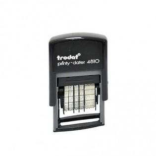 Купить Датер мини цифровой (3,8мм) TR4810/Bank  по низким ценам