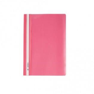 Купить Скоросшиватель А4 пластик.  розовый BM.3311-10 по низким ценам