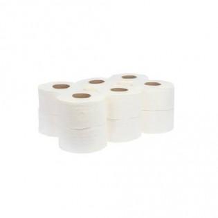 Купить Туалетная бумага,целлюлозная,белая (91мм*190мм/100м) 2-х слойн/800 отр.