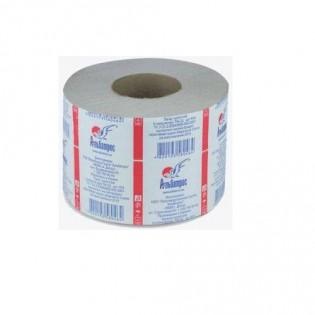 Купить Туалетная бумага макулатурная на гильзе серая (90мм *190мм/120м) Альбатрос
