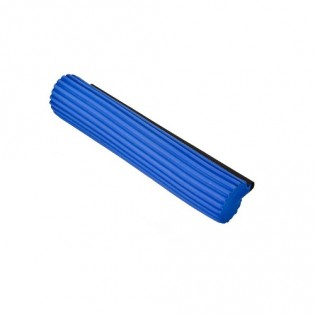 Купить Ролик сменный для швабры ТОП МОП, 27см,  синий  F01 по низким ценам