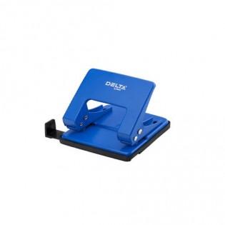 Купить Дырокол без линейки (20л) метал, синий D3520-02 по низким ценам