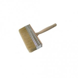 Купить Кисть макловица 30 × 130мм ручка дерево по низким ценам