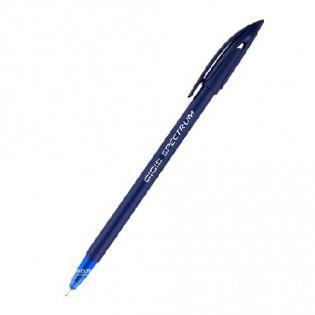 Купить Ручка шариковая (0,7) синяя Spectrum MIX UX-100-02 по низким ценам
