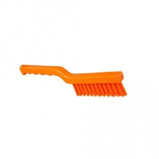 Купить Щетка полиэстр, для мытья оборудования/чистки рыбы 275*20, цвет оранжевый, 50153-7 по низким ценам