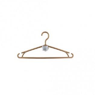 Купить Вешалка для одежды, пластик 1шт.(10501) по низким ценам
