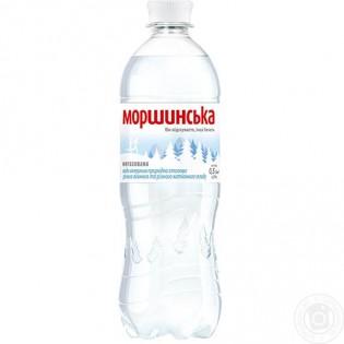 Купить Минеральная вода Моршинская природная негазированная пластиковая бутылка 500 мл по низким ценам
