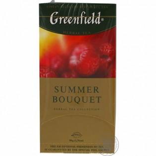 Купить Чай в ф/п с/я (25шт*2г) травяной Summer Bouquet по низким ценам