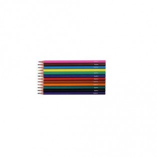 Купить Карандаши цветные 12цв. пластиковые