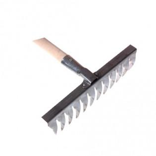 Купить Грабли витые 12-ти зубые с черенком по низким ценам