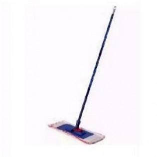Купить Комплект для уборки ЕВРО МОП (125см) микрофибра лапша (42см) телескопическая ручка 8117  по низким ценам