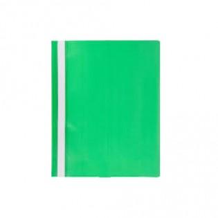 Купить Скоросшиватель А4 пластик.  зеленый BM.3313-04 по низким ценам