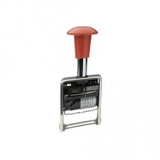 Купить Нумератор автоматический 6-ти разрядный пластмассовый 5,5 мм 5756/м/antigue по низким ценам