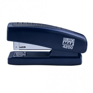Купить Степлер №24 (20л) пласт. синий ВM.4200-02 по низким ценам