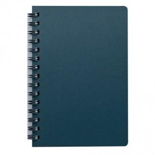 Купить Блокнот  А5 80л # пласт. обложка, боковая спираль, маренго STATUS, BM.24552153-53 по низким ценам